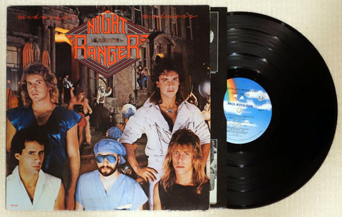 Night Ranger - Midnight Madness - Vinyl Record