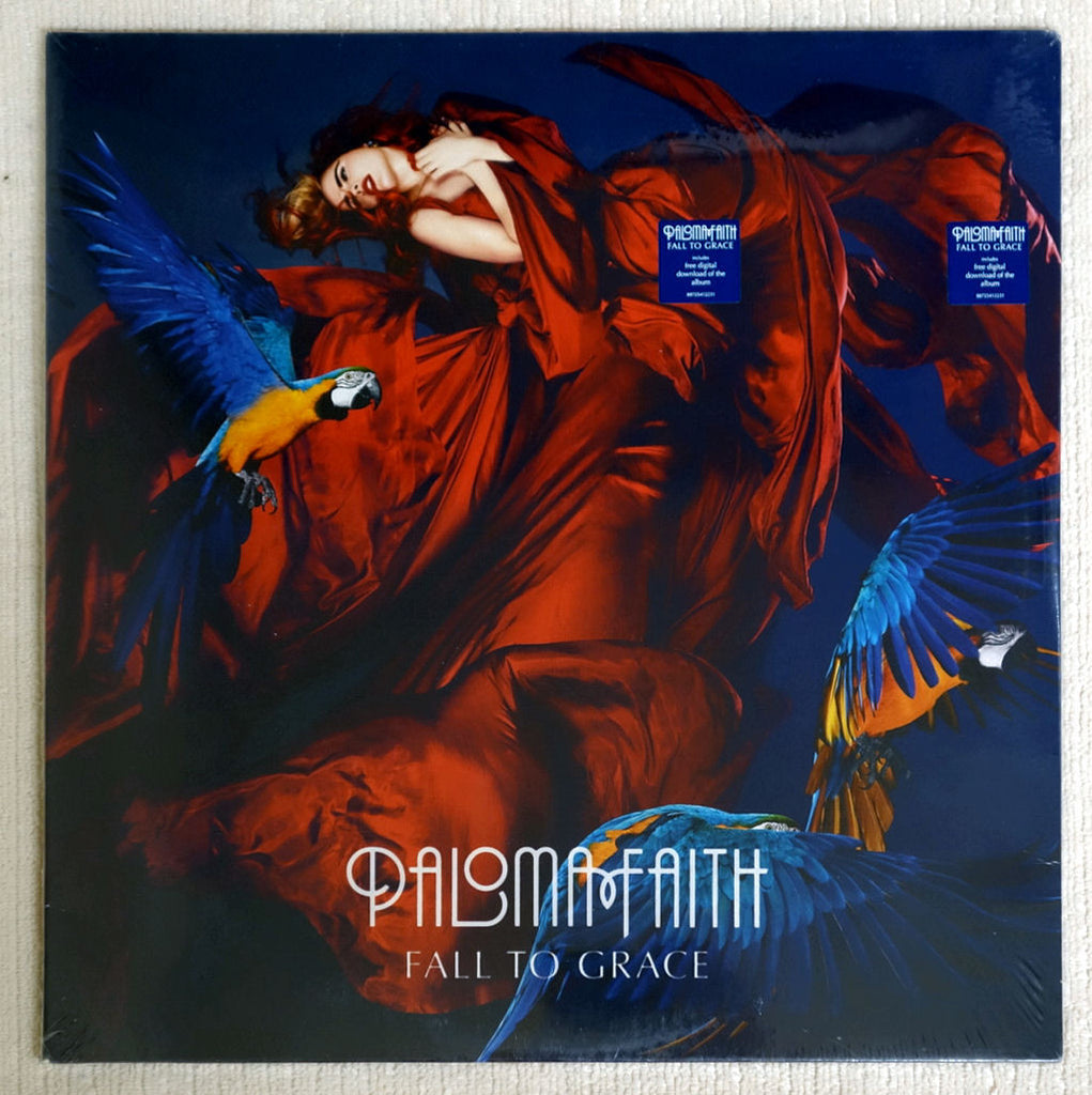 Paloma Faith ‎– Fall To Grace (2012) SEALED UK Pressing