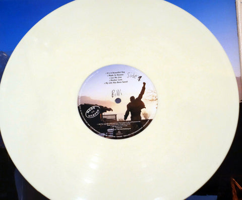 Queen ‎– Made In Heaven - Ivory Colored Vinyl - Vinyl Record