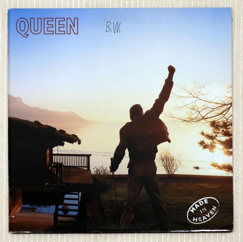 Queen ‎– Made In Heaven - Front Cover - Vinyl Record