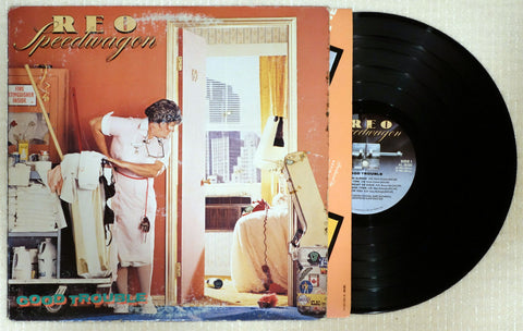 REO Speedwagon - Good Trouble - Vinyl Record