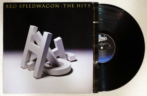 REO Speedwagon - The Hits - Vinyl Record