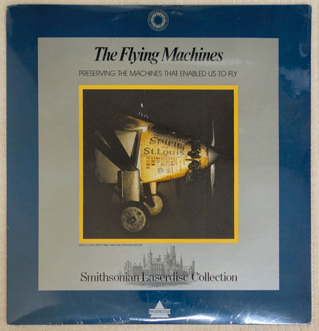 Smithsonian: Flying Machines (1989) SEALED
