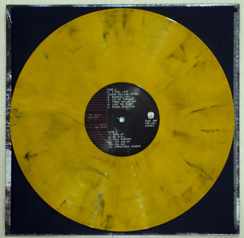 The Dead Weather ‎– Dodge And Burn - Vault 25 Limited Edition - Colored Vinyl