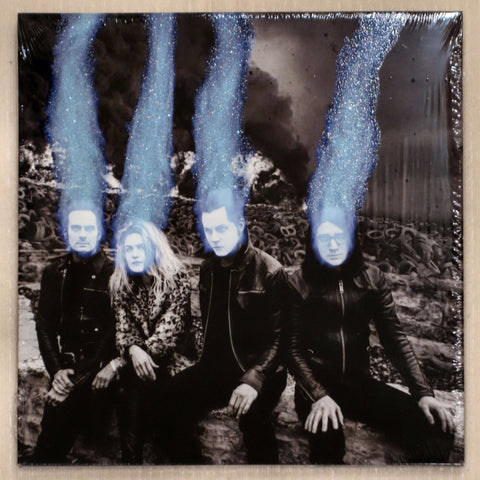 The Dead Weather ‎– Dodge And Burn - Vault 25 Limited Edition - Vinyl - Front Cover