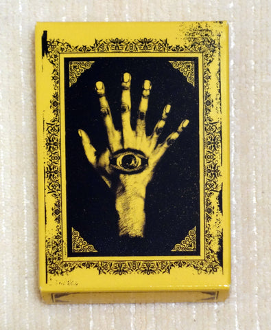 The Dead Weather - Limited Edition Playing Cards - Front