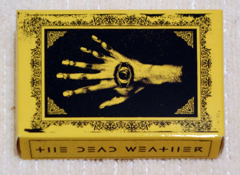 The Dead Weather - Limited Edition Playing Cards - Side