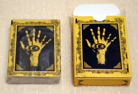 The Dead Weather - Limited Edition Playing Cards - Backside of Cards
