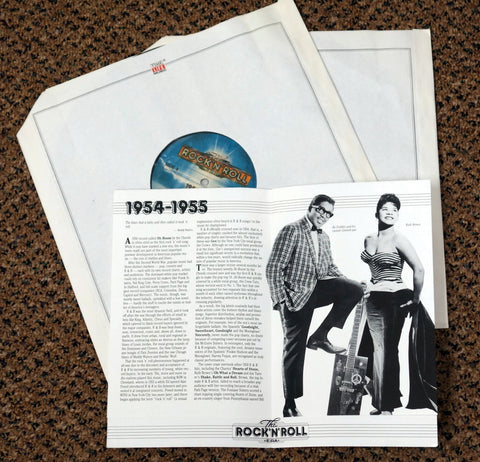 The Rock 'N' Roll Era 1954-1955 - Vinyl Record Box Set