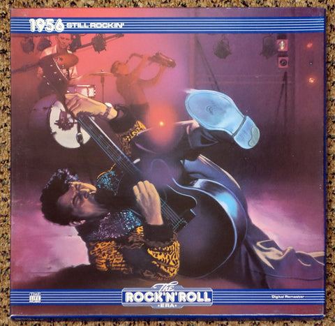 The Rock 'N' Roll Era 1956 Still Rockin' - Front Cover - Vinyl Record Box Set