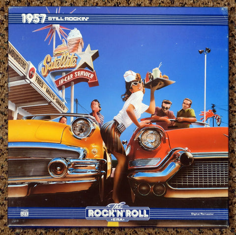 The Rock 'N' Roll Era 1957 Still Rockin' - Front Cover - Vinyl Record Box Set