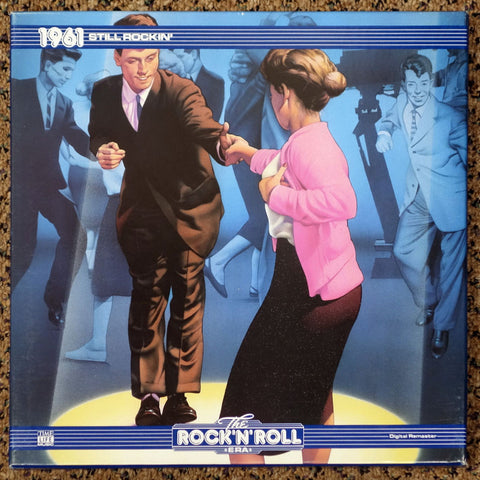 The Rock 'N' Roll Era 1961 Still Rockin' - Front Cover - Vinyl Record Box Set