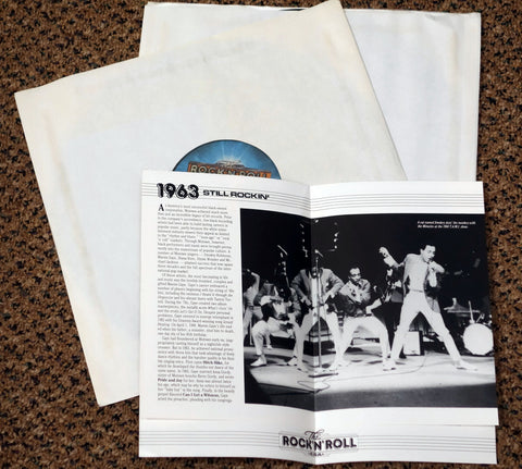 The Rock 'N' Roll Era 1963 Still Rockin' - Vinyl Record Box Set