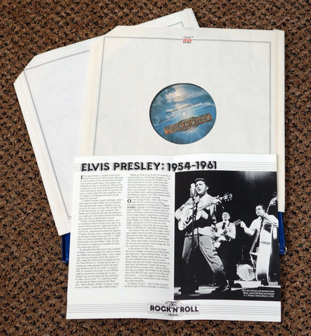 The Rock 'N' Roll Era Elvis Presley 1954-1961 - Vinyl Record Box Set