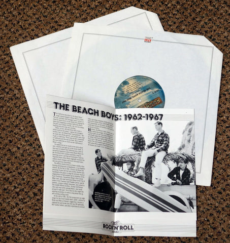 The Rock 'N' Roll Era The Beach Boys 1962-1967 - Vinyl Record Box Set