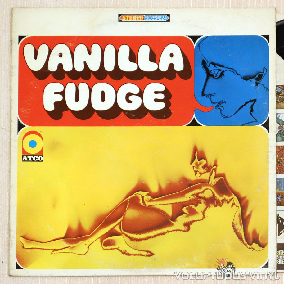 Vanilla Fudge ‎– Vanilla Fudge - Vinyl Record