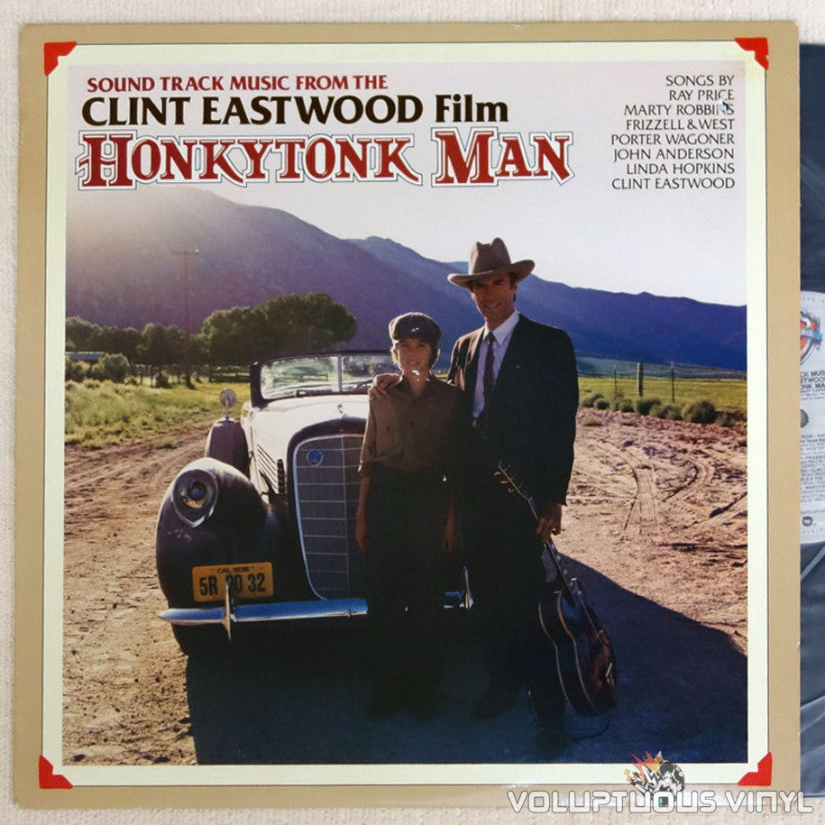 Various ‎– Honkytonk Man - Vinyl Record