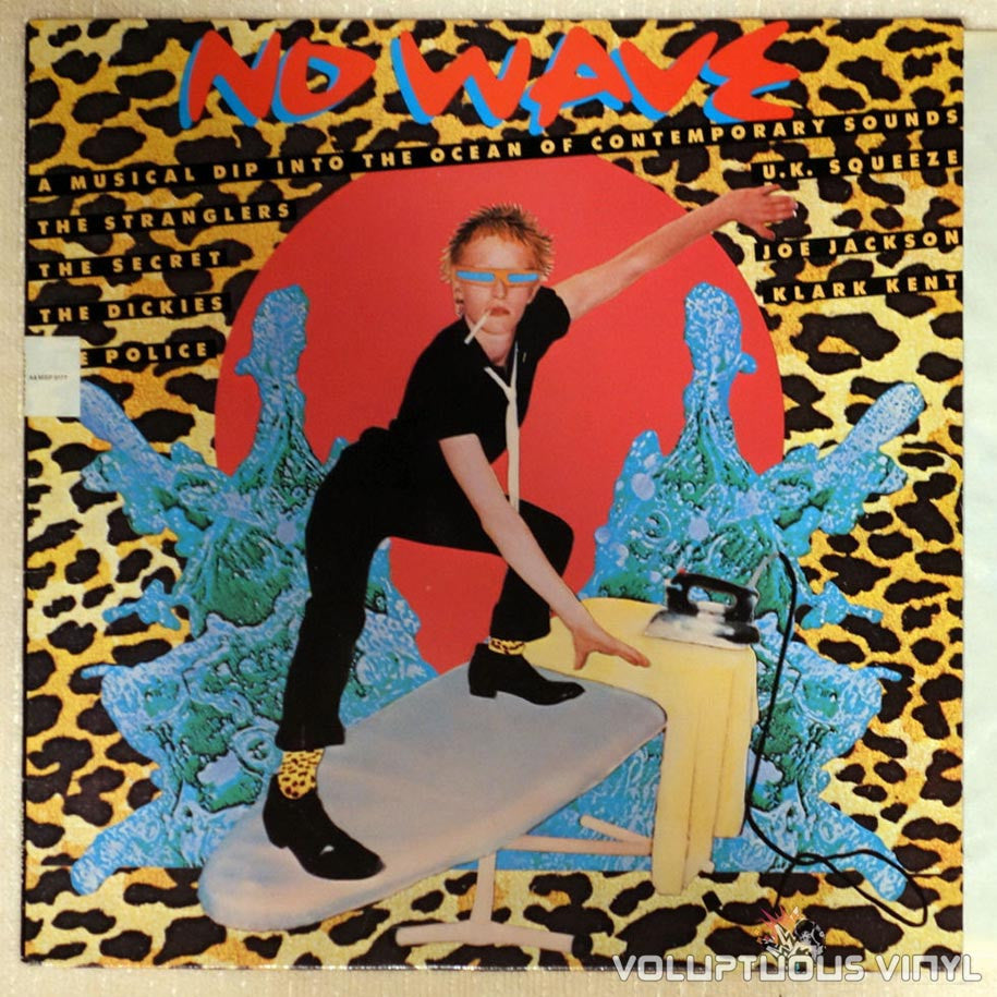 Various ‎– No Wave - Vinyl Record