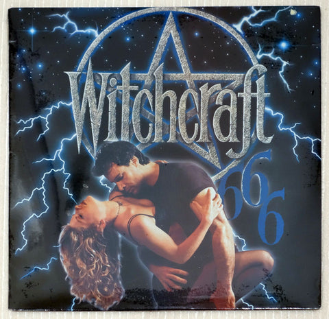 Witchcraft 6 - Front Cover - Laserdisc