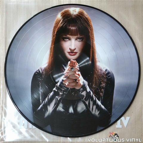 Abby Travis ‎– IV (2012) Ltd Picture Disc