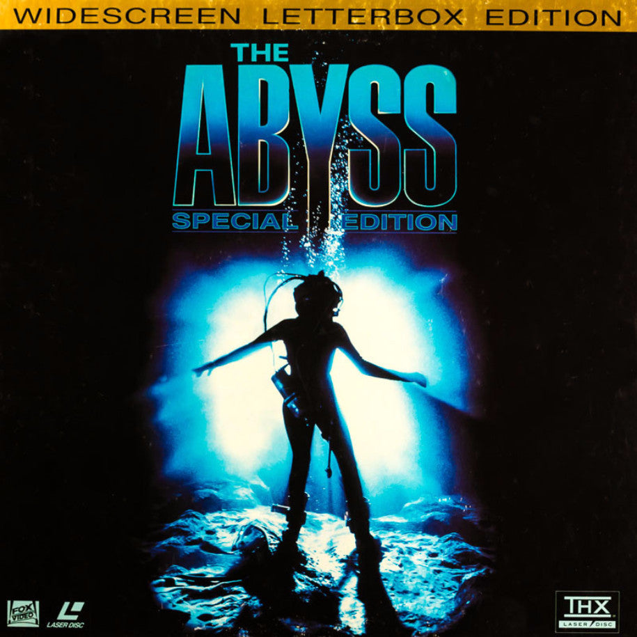 Abyss, The: Special Edition - LaserDisc - Front Cover