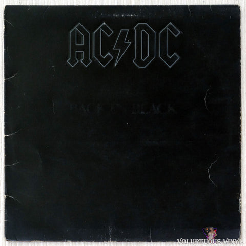 AC/DC ‎– Back In Black (1980)