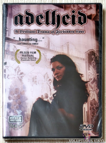 Adelheid DVD front cover