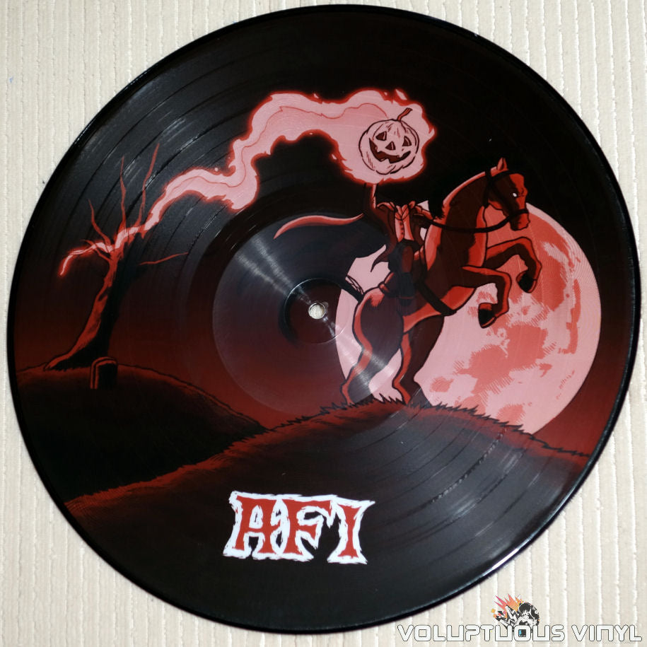 AFI ‎– An Essential Retrospective Of AFI's Nitro Years - Vinyl Record - Side A