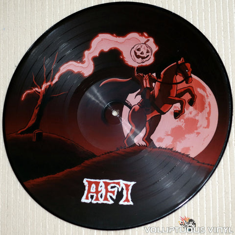 AFI ‎– An Essential Retrospective Of AFI's Nitro Years (2004) Picture Disc