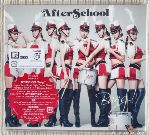 After School ‎– Bang! (2011) Ver. A, Japanese Press, SEALED