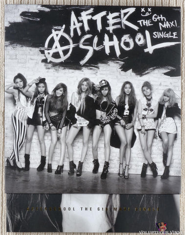 After School ‎– First Love: The 6th Maxi Single (2013) Korean Press
