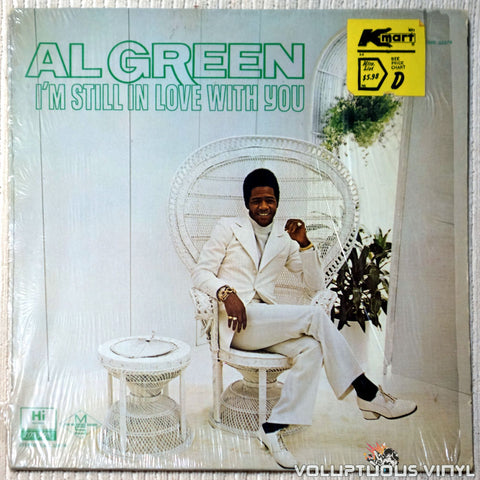 Al Green ‎– I'm Still In Love With You (1972)