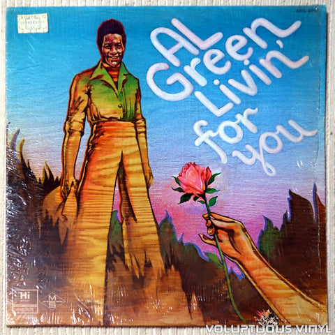Al Green ‎– Livin' For You (1973)