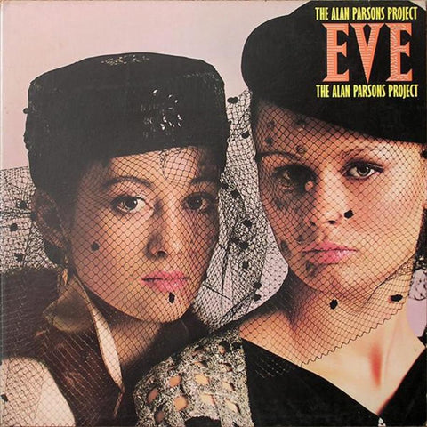 The Alan Parsons Project ‎– Eve vinyl record front cover