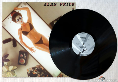 Alan Price ‎– Rising Sun vinyl record