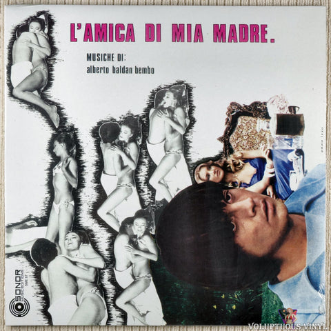 Alberto Baldan Bembo ‎– L'Amica Di Mia Madre (2019) Italian Press, SEALED