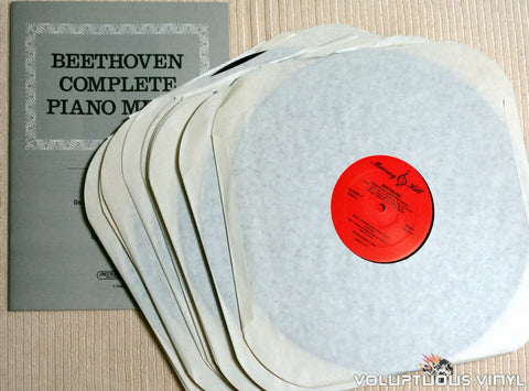 Alfred Brendel ‎– Beethoven Complete Piano Music - Vinyl Records