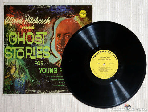 Alfred Hitchcock ‎– Alfred Hitchcock Presents Ghost Stories For Young People - Vinyl Record