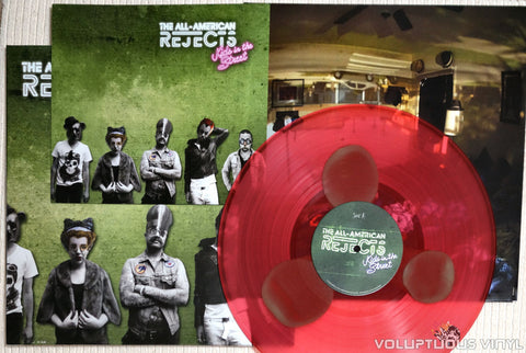 The All-American Rejects ‎– Kids In The Street - Vinyl Record