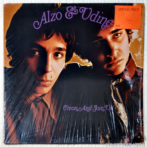Alzo & Udine ‎– C'mon And Join Us! (1968)