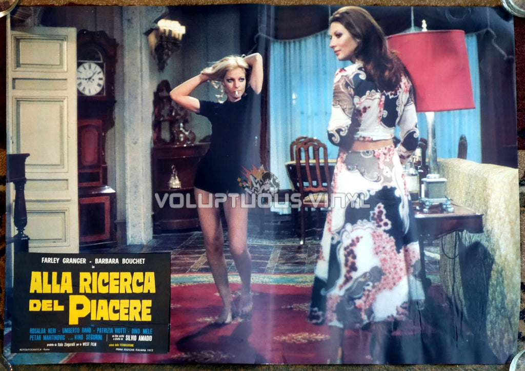 Patrizia Viotti and Rosalba Neri in Amuck