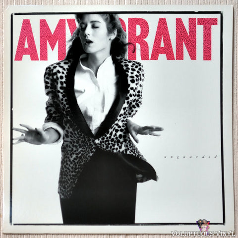Amy Grant ‎– Unguarded (1985)