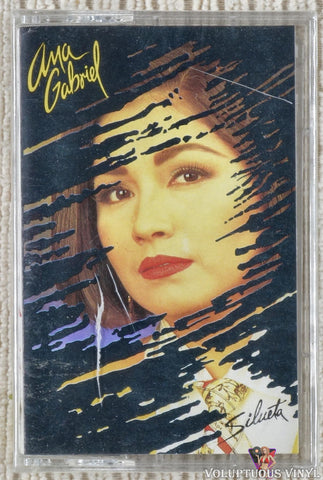 Ana Gabriel ‎– Silueta (1992) SEALED