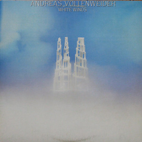 Andreas Vollenweider ‎– White Winds (1984) Cheap Vinyl Record
