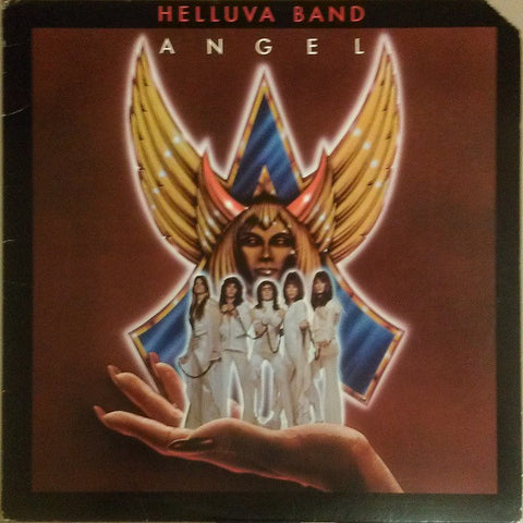Angel ‎– Helluva Band (1976) Cheap Vinyl Record