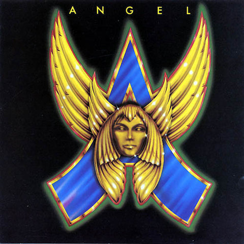 Angel ‎– Angel (1975) Cheap Vinyl Record