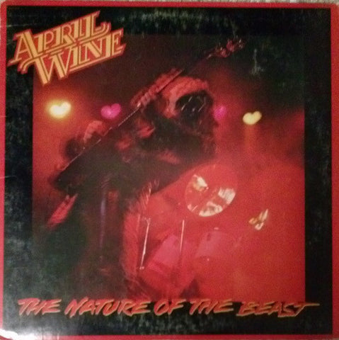 April Wine ‎– The Nature Of The Beast (1981) Cheap Vinyl Record