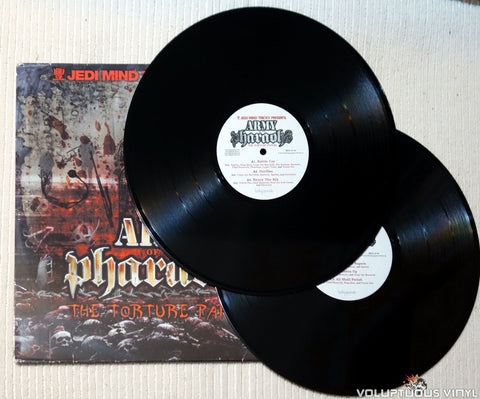 Army Of The Pharaohs ‎– The Torture Papers vinyl record