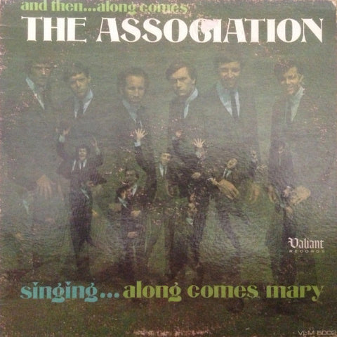 The Association ‎– And Then...Along Comes The Association (1966) MONO Vinyl Record