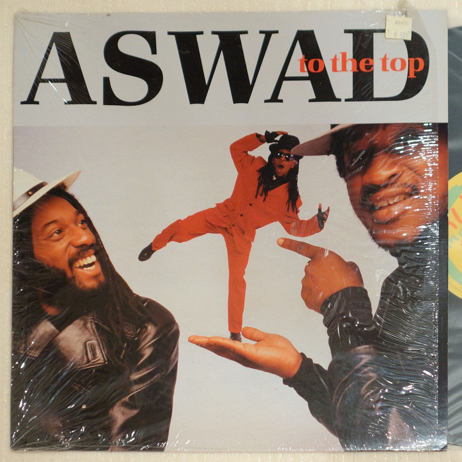 Aswad - On The Top - Vinyl Record